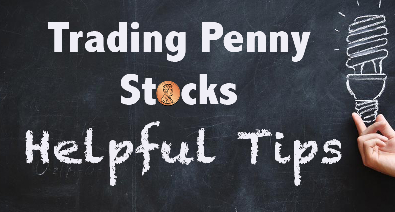 Penny Stock Investing Tips