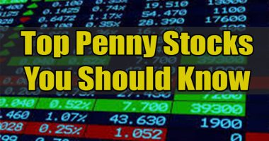 top penny stocks