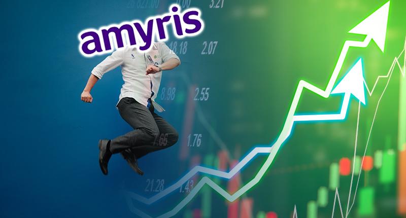 amrs stock