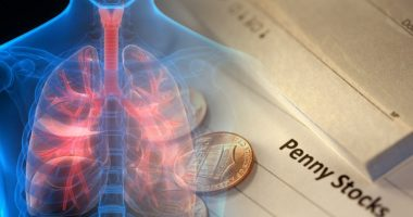 penny stock biotech lung