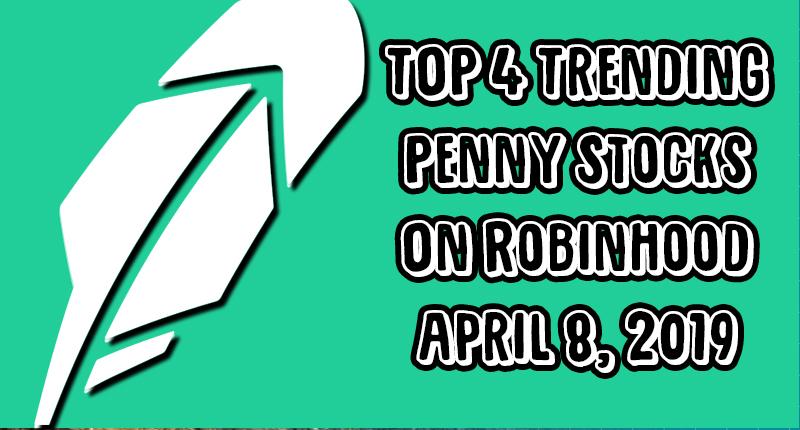 penny stocks robinhood