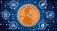 blockchain penny stock