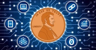 blockchain penny stock
