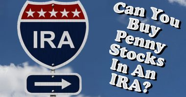 can you buy penny stocks in an ira