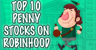 top 10 penny stocks on robinhood
