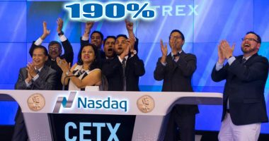 cetx penny stock Cemtrex stock