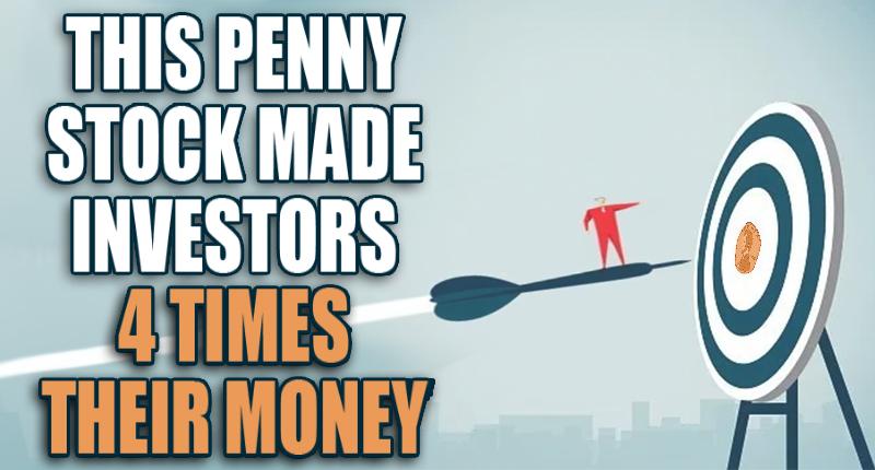 penny stock make money
