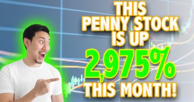 penny stock make money july