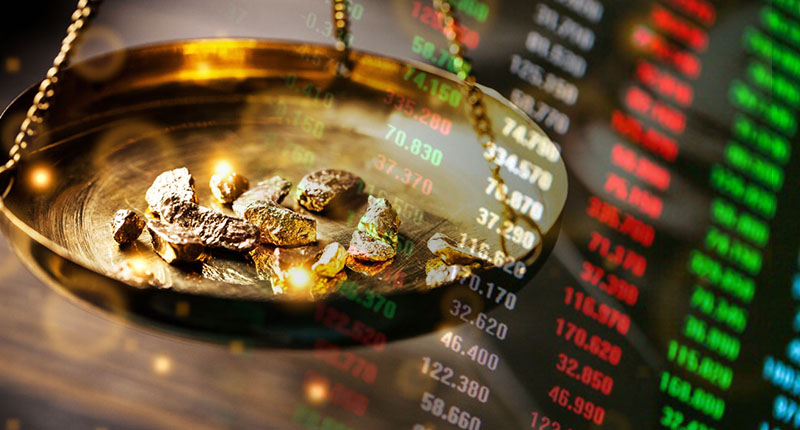 silver gold stocks