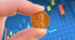 best penny stocks to watch chart
