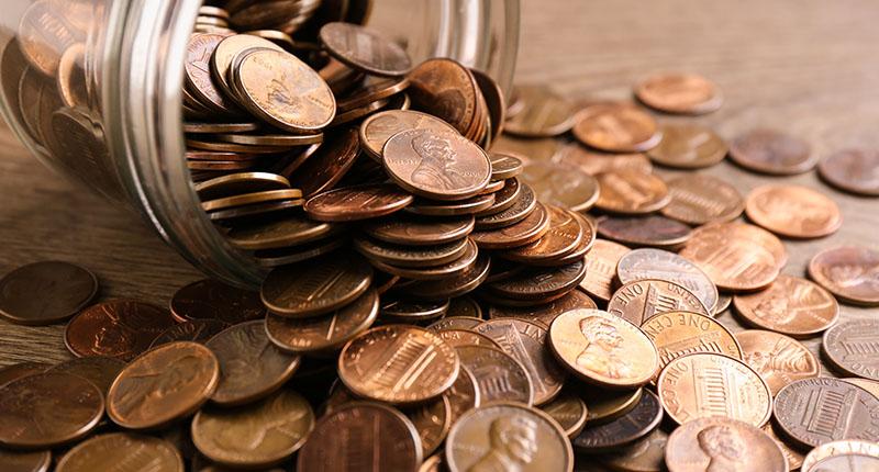 penny stocks pulling back