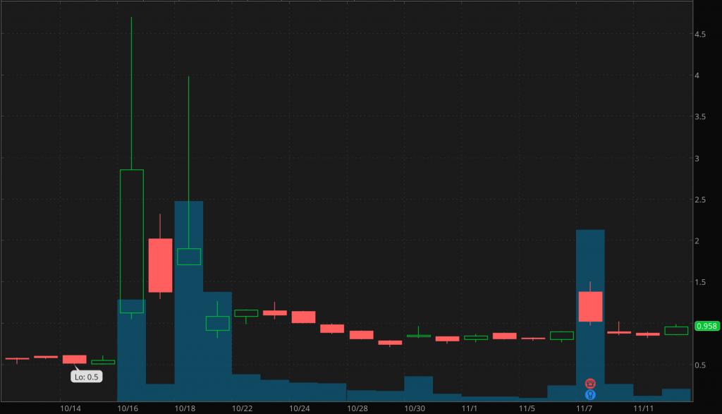 penny stocks to buy Bionano Genomics (BNGO)