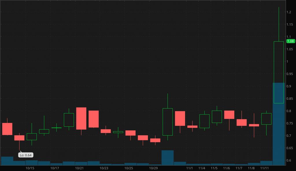 penny stocks to buy or sell Jaguar Health (JAGX)