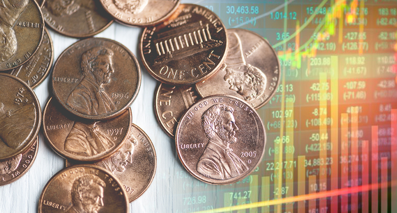 penny stocks to buy right now under 275