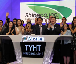 best penny stocks to watch Shineco TYHT