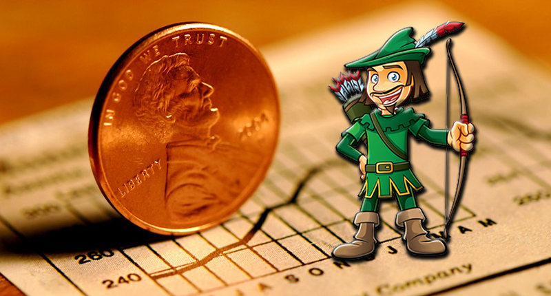 penny stocks on robinhood to watch this week