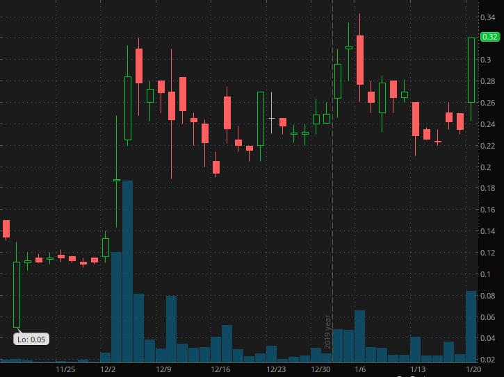 penny stocks on robinhood iBio Inc. (IBIO)