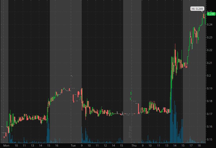 penny stocks to buy Ritter Pharmaceuticals (RTTR)
