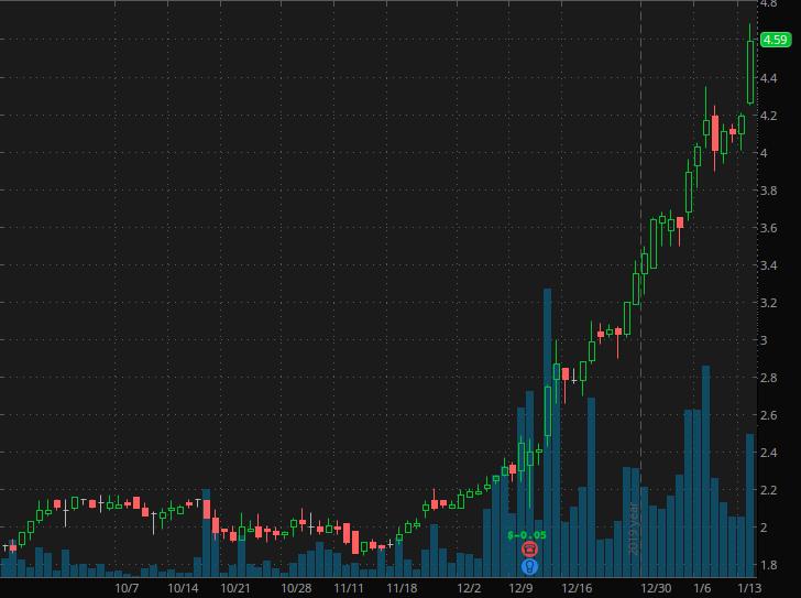 robinhood penny stocks Veru Inc (VERU)