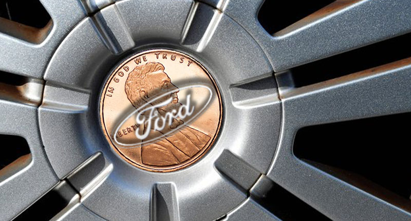ford motor co penny stocks to trade