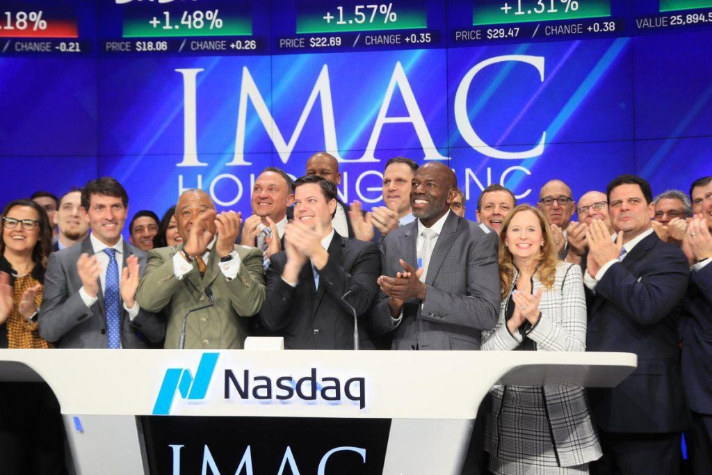 penny stocks to buy IMAC Holdings (IMAC)