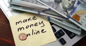 how to make money online with penny stocks