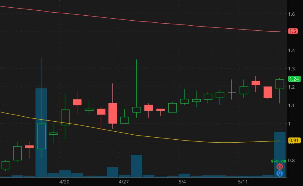 penny stocks on robinhood webull Bridgeline Digital (BLIN stock)