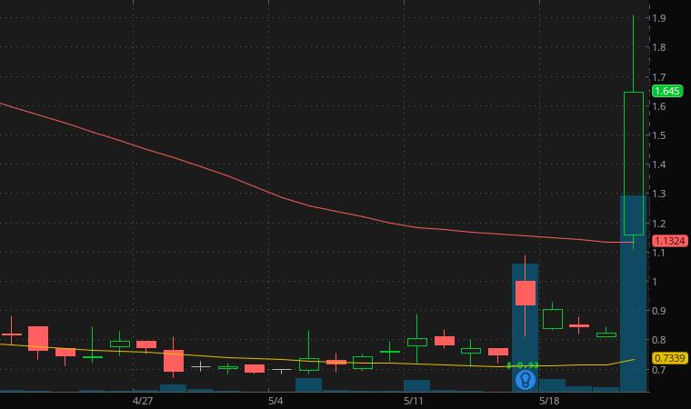 penny stocks to trade fade Seneca Biopharma (SNCA stock)