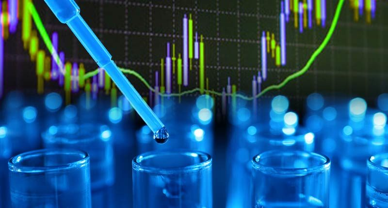 best biotech penny stocks trading chart