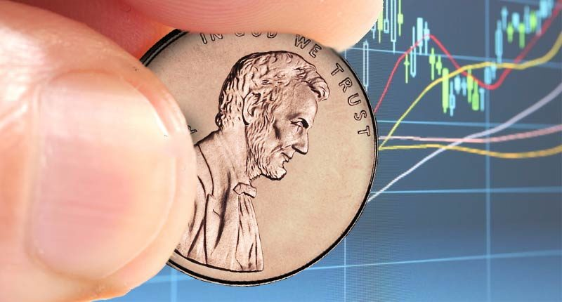 top penny stocks to trade this week