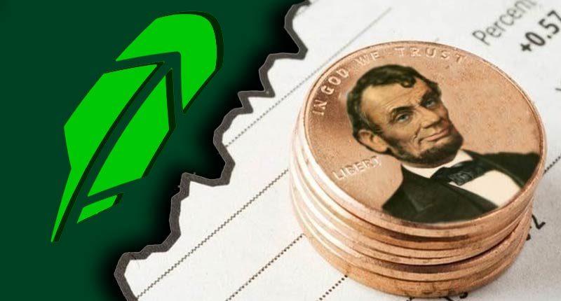 trading penny stocks on robinhood