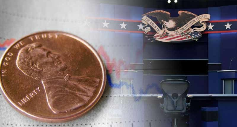 penny stocks presidential debate