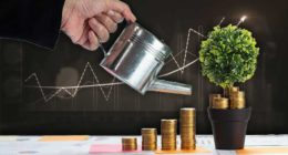 best penny stocks to watch chart watering can