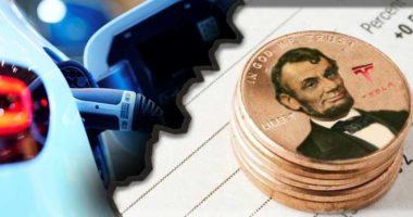 electric vehicle penny stocks to buy tesla earnings