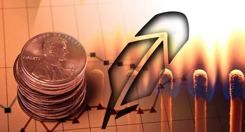hot penny stocks on robinhood right now
