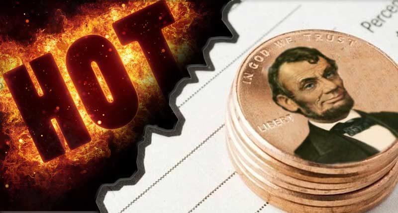 hot penny stocks today