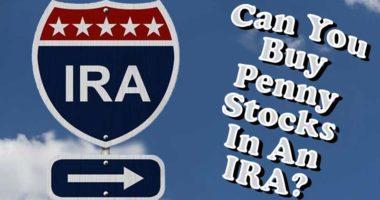 penny stocks to buy in IRA