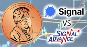 penny stocks mistaken identity Signal stock