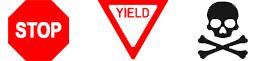 OTCMarkets Stop Yield Caveat symbols