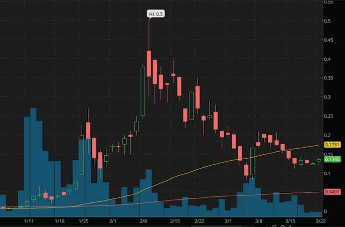 reddit penny stocks Ozop Energy Solutions Inc. OZSC stock chart