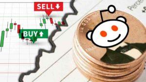 trending penny stocks on reddit to buy sell