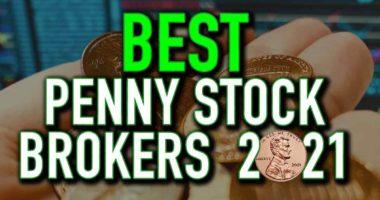 best penny stock brokers 2021
