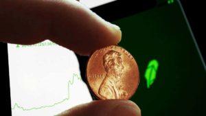 penny stocks on robinhood to buy right now