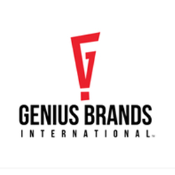 reddit penny stocks to watch right now Genius Brands International GNUS stock logo