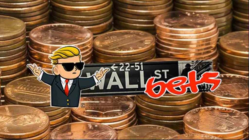 Reddit Penny Stocks GME stock superstonk