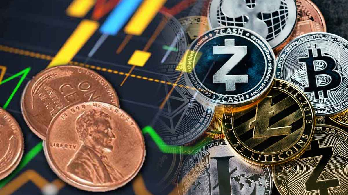 penny stock cryptocurrency