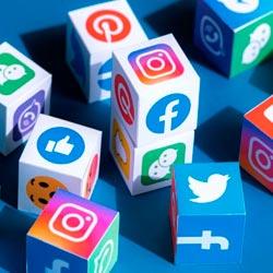 stocks de penny de médias sociaux