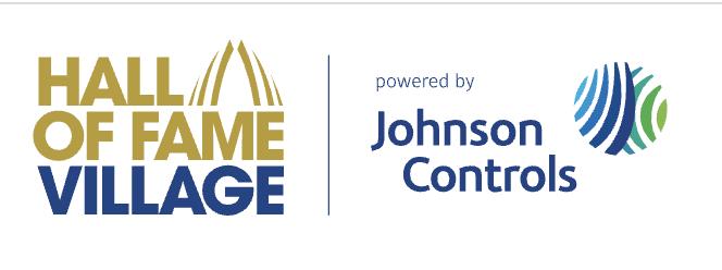 Hall of Fame Village Johnson Controls