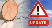 penny stocks updates now