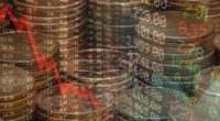 trading penny stocks in down market